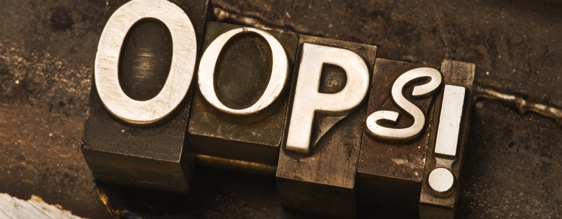 The Biggest Mistake I Made in My Career
